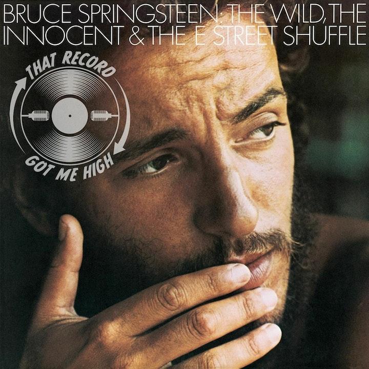 S4E153 - The Wild, the Innocent & the E Street Shuffle - w/Brady Newbill