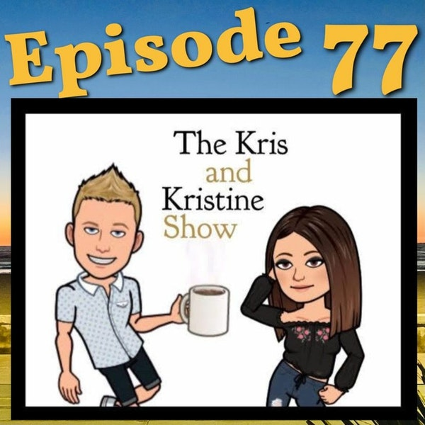 Episode 77: We are back this week! Recapping our beach staycation, new flooring, and new projects.