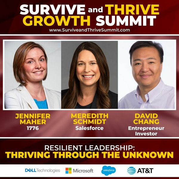Resilient Leadership: Thriving in the Unknown