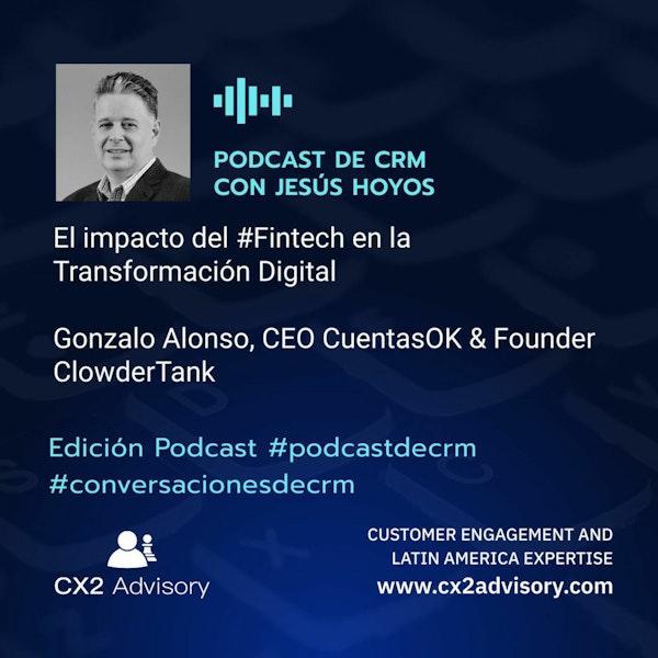 Edición Podcast - Conversaciones De CRM  El Impacto Del #Fintech En La Transformación Digital Image