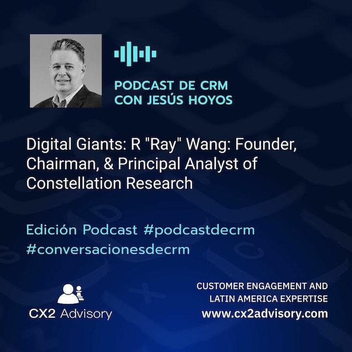 Edición Podcast - Conversaciones de CRM: Digital Giants