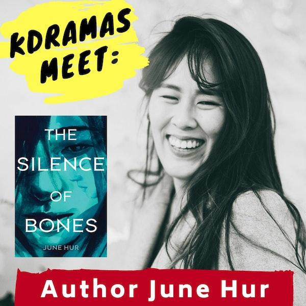 58. K-dramas Meet: Author June Hur | The Silence of Bones Image