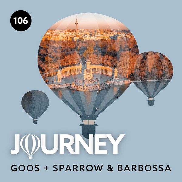 Journey - Episode 106 - Guestmix by Sparrow & Barbossa Image