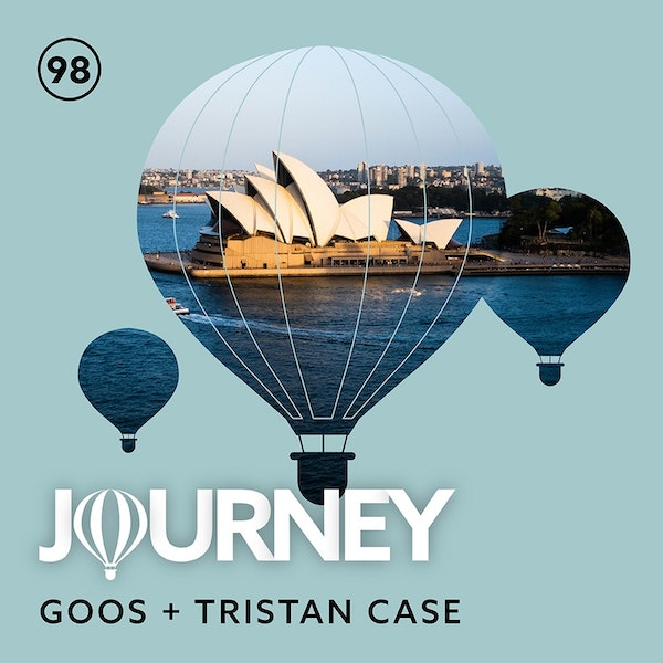 Journey - Episode 98 - Guestmix by Tristan Case (Return To Rio) Image