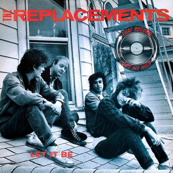 """S4E150 Replacements """"Let It Be"""" - with Matt Ashare Image"""