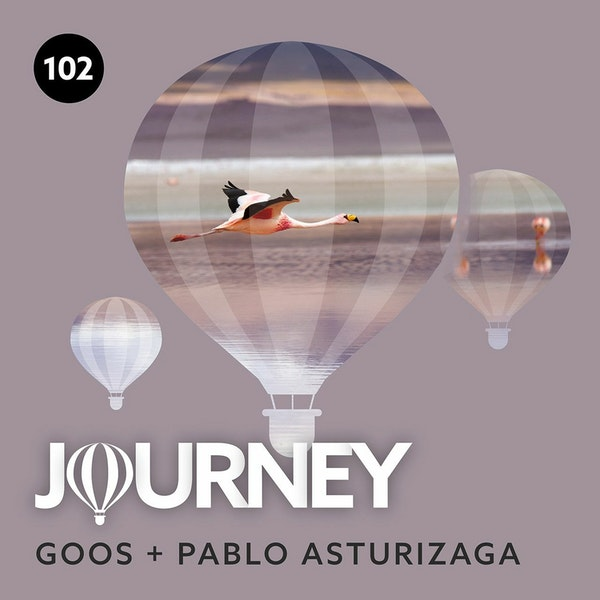 Journey - Episode 102 - Guestmix by Pablo Asturizaga Image