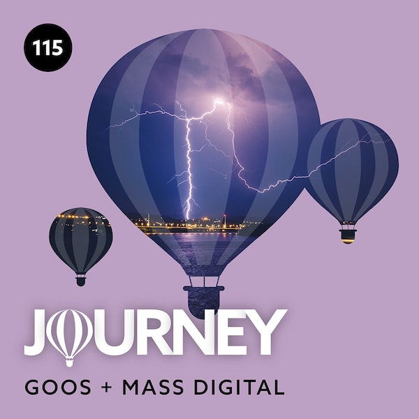 Journey - Episode 115 - Guestmix by Mass Digital Image