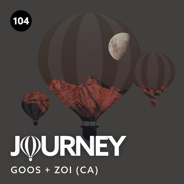 Journey - Episode 104 - Guestmix by Zoi (CA) Image
