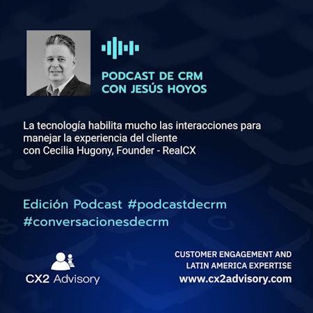 Conversaciones De CRM: Que tan importante es la tecnología en la experiencia del cliente Image