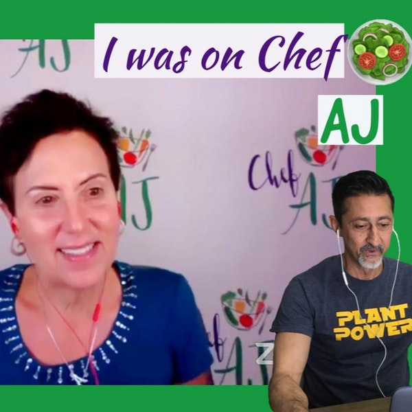 81: Chef AJ Interviews Plant Based Vascular Surgeon from Dallas Image
