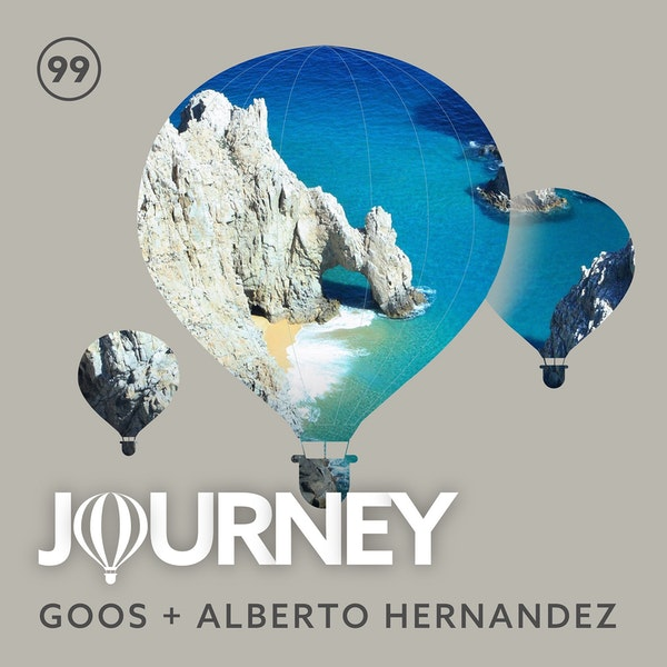 Journey - Episode 99 - Guestmix by Alberto Hernandez Image