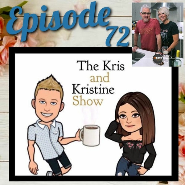 Episode 72: Hello... to Married in 10 Days? Our guests Stephen and Lee Preston did just that!