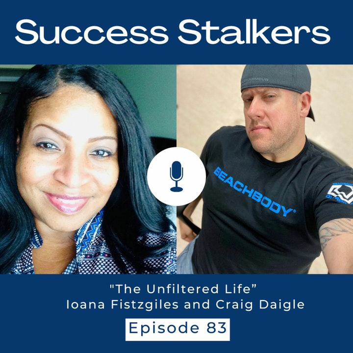 Episode image for Episode 83: The Unfiltered Life with Craig Daigle
