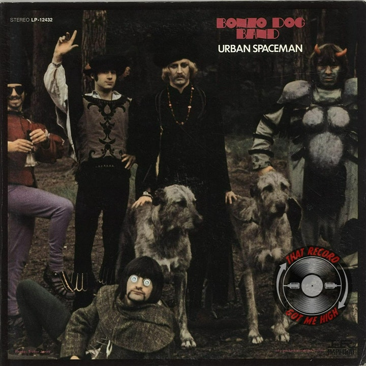 S4E180 - Bonzo Dog Band 'Urban Spaceman' with Ira Robbins