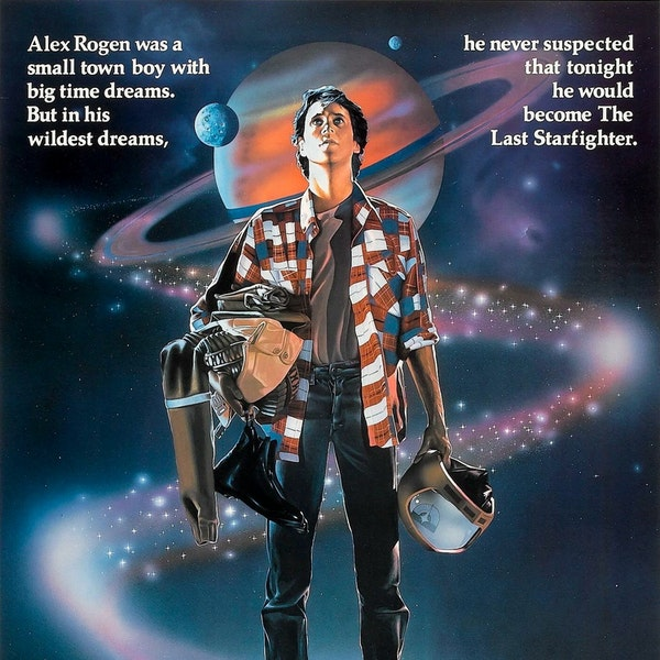 Would You Watch - The Last Starfighter