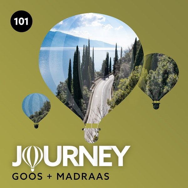 Journey - Episode 101 - Guestmix by Madraas Image