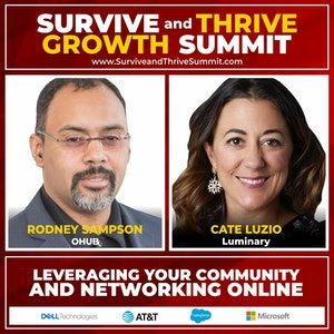 Leveraging Your Community and Networking Online