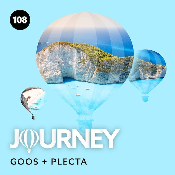 Journey - Episode 108 - Guestmix by Plecta Image