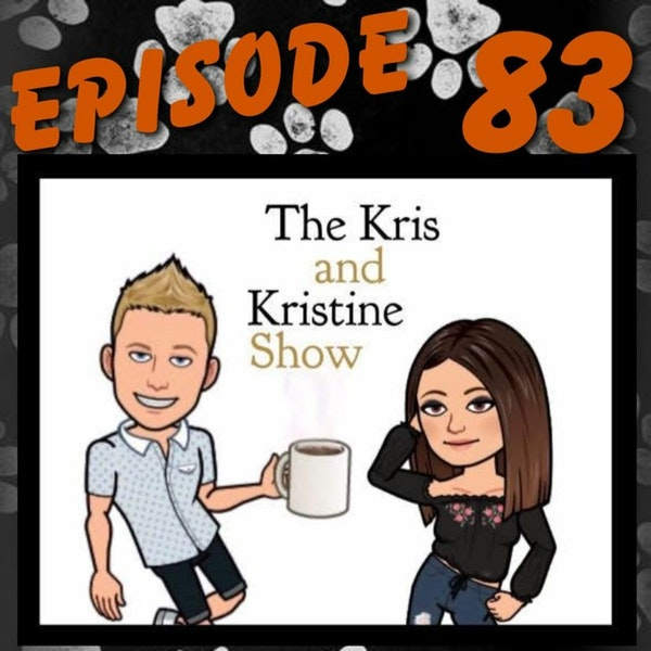 Episode 83: Kristine's trip to Seattle and a new furry little companion.
