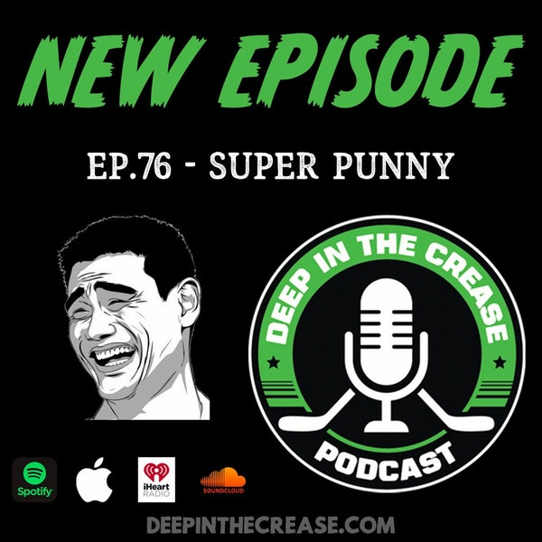 Episode 76 - Super Punny Image