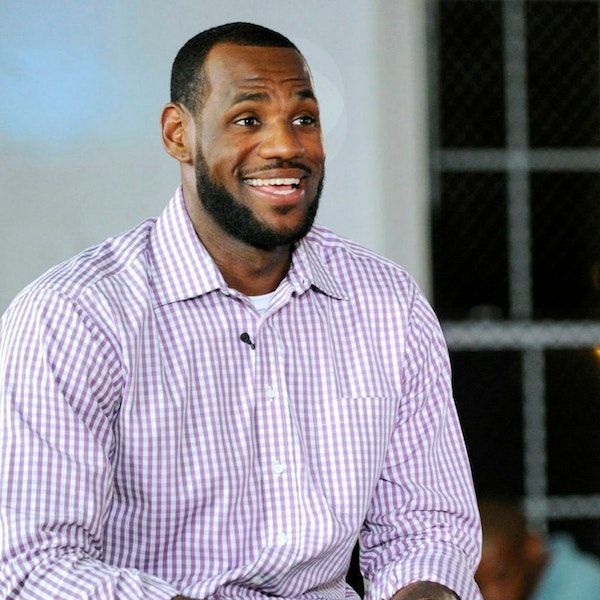 I'll Admit It, Lebron James is the Greatest Basketball Player Of All Time & The Rockets Stink