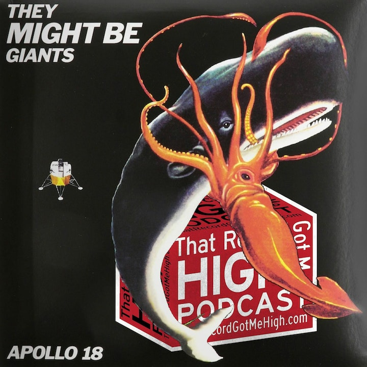 """S2E99 - They Might Be Giants """"Apollo 18"""" - with Adrian H. Morales"""