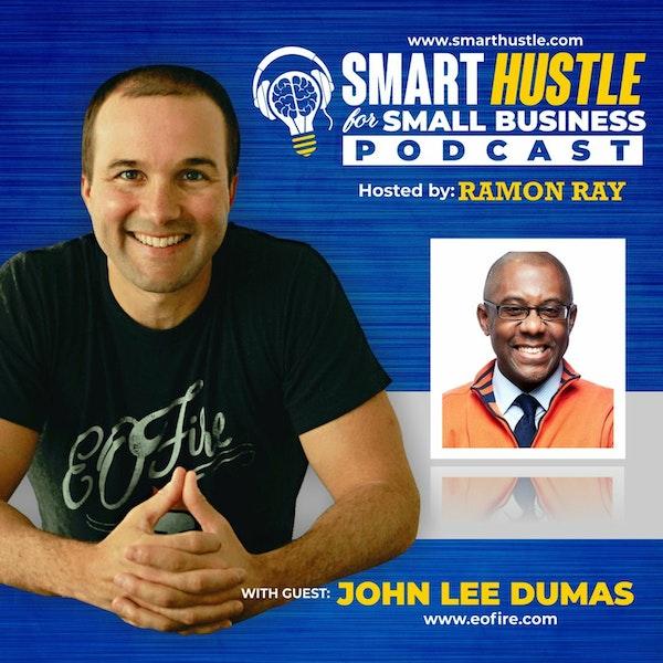 John Lee Dumas - The Common Path to Uncommon Success Image