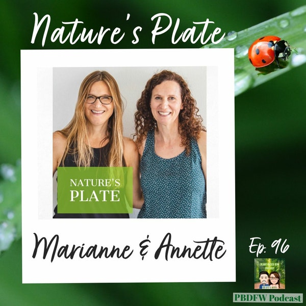 96: Plant Based Meals To-Go: Nature's Plate Image