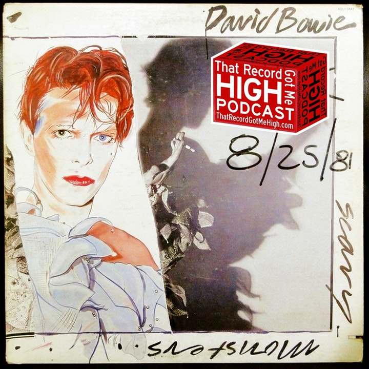 """S3E108 - David Bowie """"Scary Monsters"""" with Larry Smith"""