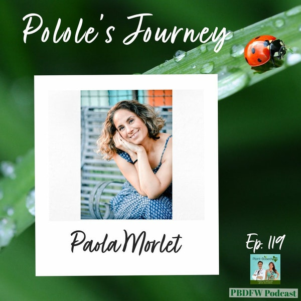 119: Polole's Journey with Paola Morlet (Eng/Spa) Image