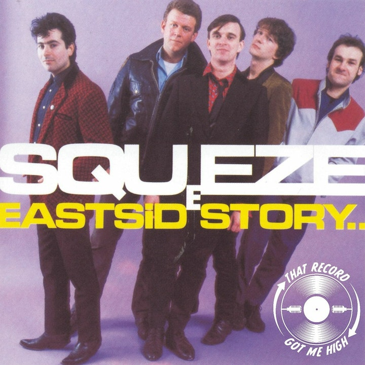 S4E181 - Squeeze 'East Side Story' with Peter Norris