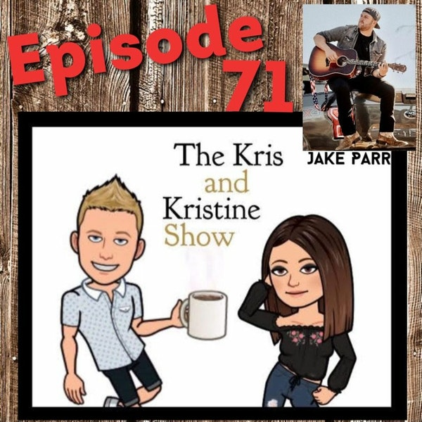 Episode 71: The country beyond the city, with our guest country artist Jake Parr.