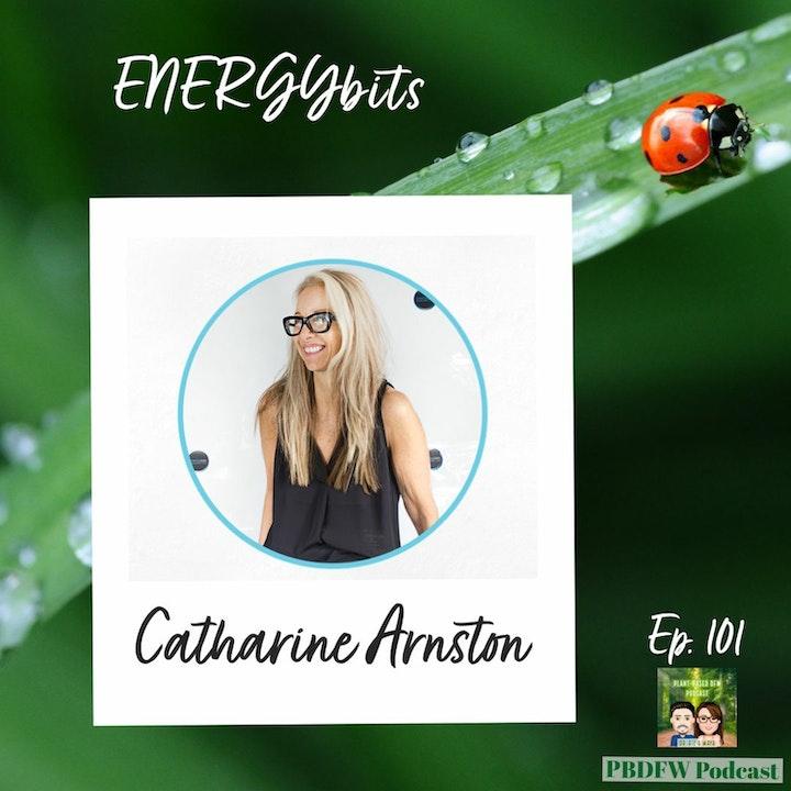 Episode image for 101: The Power of Algae: Spirulina & Chlorella  | Catharine Arnston