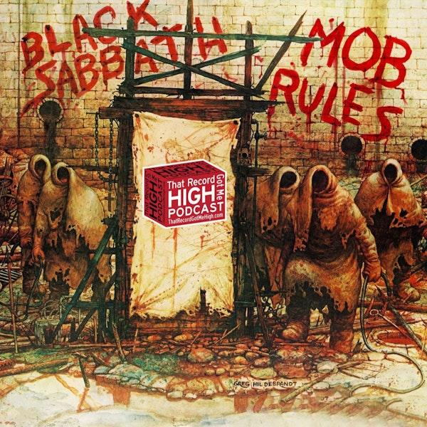 "S3E106 - Black Sabbath ""Mob Rules"" - with Rick Sell Image"