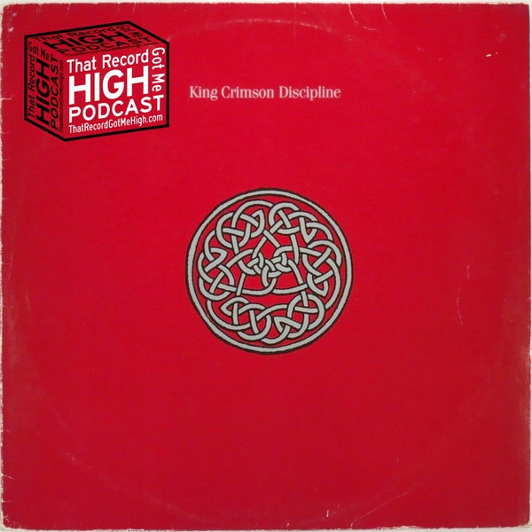 "S3E123 - King Crimson ""Discipline"" - with Markus Reuter Image"