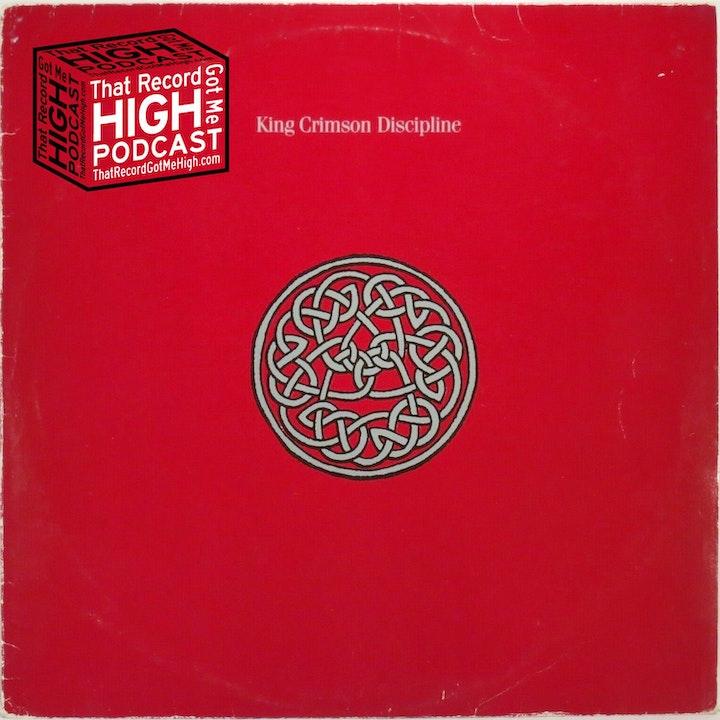 "S3E123 - King Crimson ""Discipline"" - with Markus Reuter"