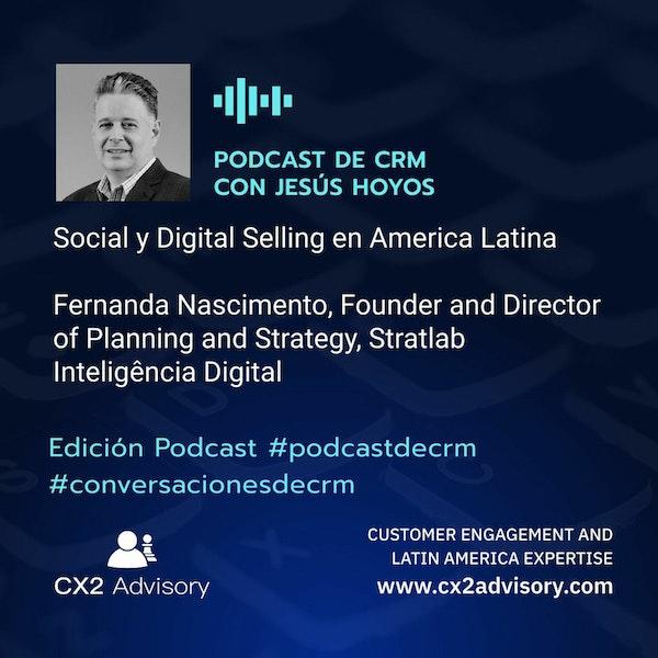 Edición Podcast - Conversaciones De CRM  Social Y Digital Selling En America Latina Image