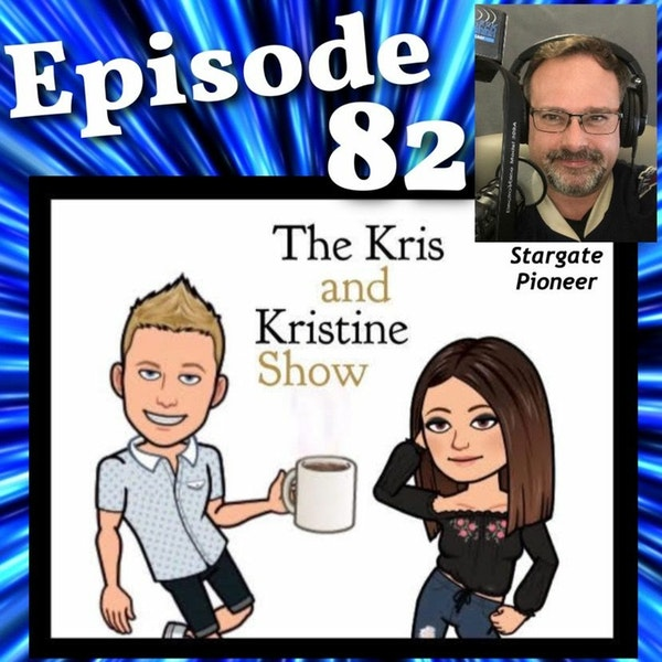 Episode 82: Space, Podcasting, and a Wedding with VIP guest Stargate Pioneer aka SP