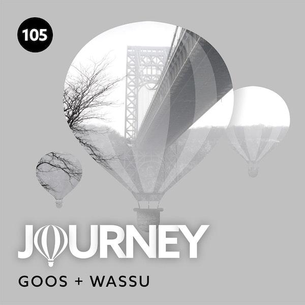 Journey - Episode 105 - Guestmix by Wassu Image