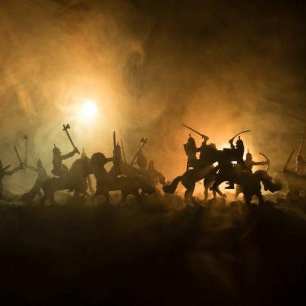 LoFi Top 5 - 56 - The Battle Scene Episode