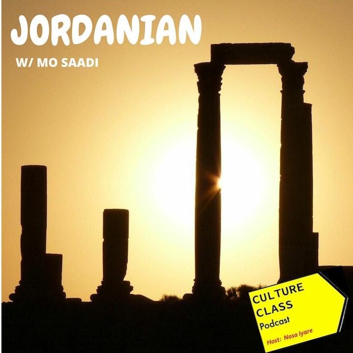 Ep 066- Jordanian (w/ Mo Saadi)
