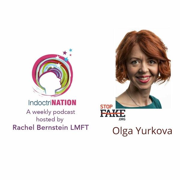 Weapons of Information w/Olga Yurkova Image