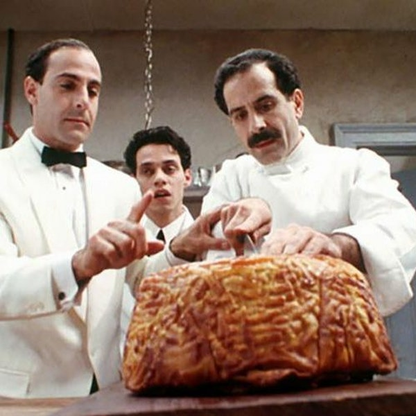 LoFi Top 5 - 64 - The Food in Movies Episode