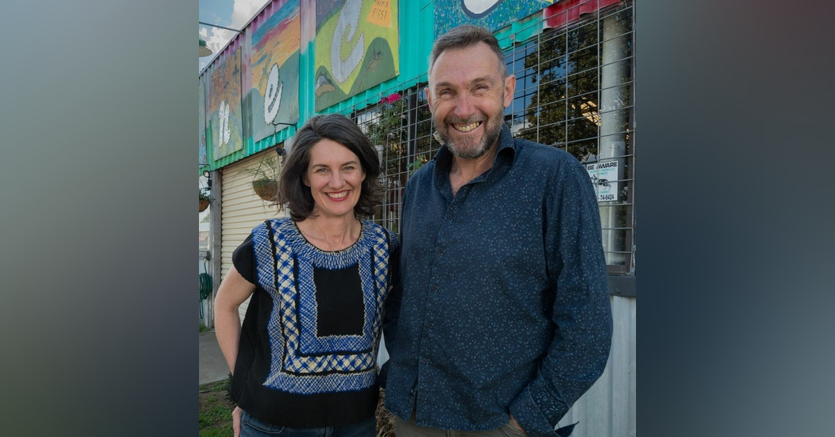 Pip Podcast #32: Food Connect - Emma-Kate Rose and Robert Pekin