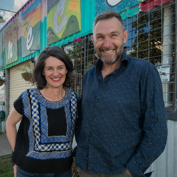 Pip Podcast #32: Food Connect - Emma-Kate Rose and Robert Pekin Image