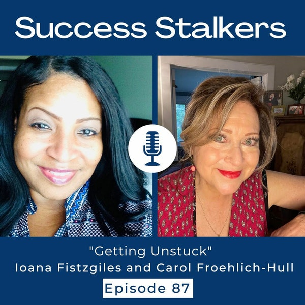 Episode 87: Getting Unstuck with Carol Froehlich-Hull Image