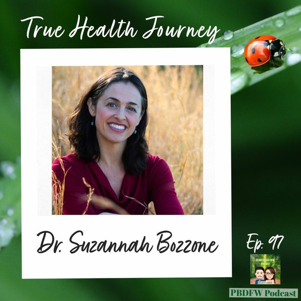 97: Empowering Patients Through A Sense of Community | Dr Suzannah Bozzone Image