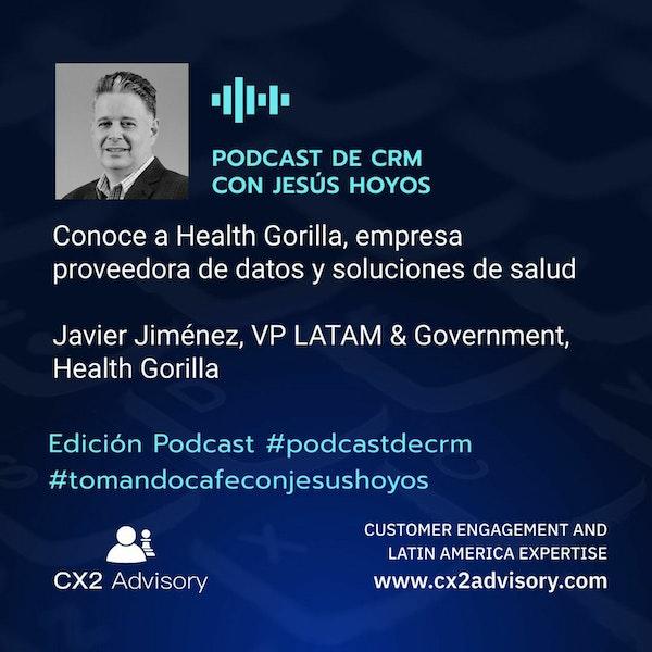 Edición Podcast - Tomando Café Con Jesús Hoyos - Health Gorilla Image