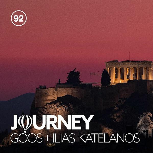 Journey - Episode 92 - Guestmix by Ilias Katelanos Image