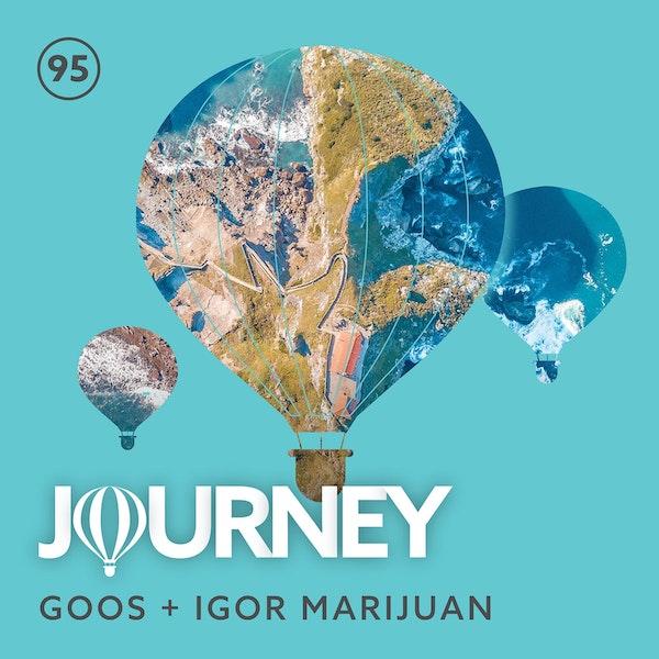 Journey - Episode 95 - Guestmix by Igor Marijuan Image